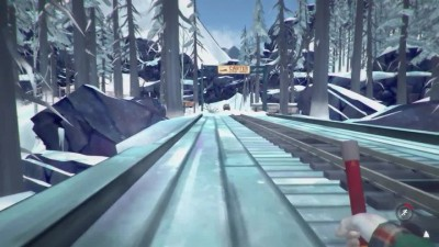 The Long Dark. История. Прохождение, часть 16. Выстрелы с озера.