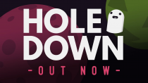 Grapefrukt Games выпустили версию инди-пазла holedown для Nintendo Switch