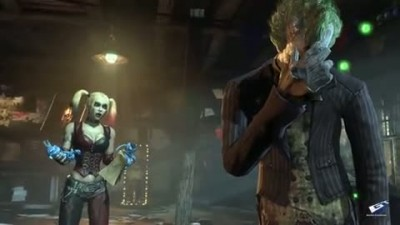 Batman Arkham World: VGA 2011 Best Character Nominee: Joker""