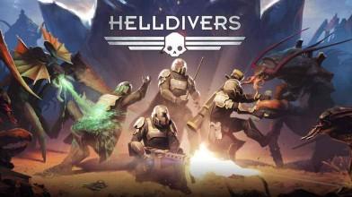 10 фактов о Helldivers