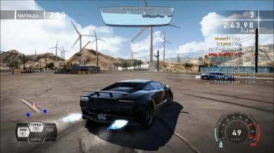 """Need for Speed Hot Pursuit """"Погоня за гонщика - """"Суперкары"""""""""""