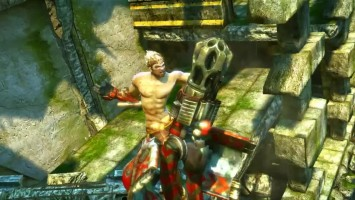 Прохождение Enslaved: Odyssey to the West Premium Edition - Часть 3_ Офисы