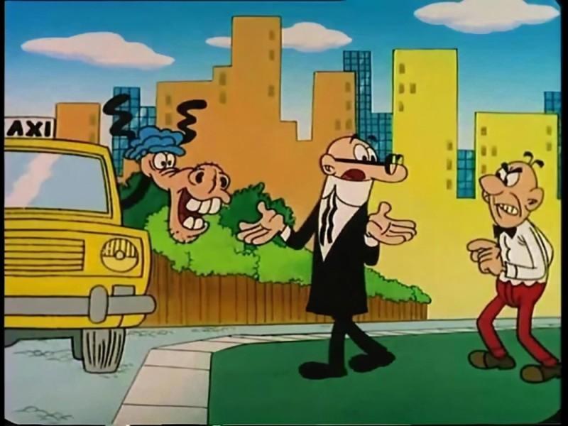 Mortadelo y Filemón, 1994