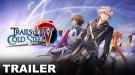 Новый трейлер The Legend of Heroes: Trails of Cold Steel IV, показывающий знакомых героев