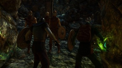 Valnir Rok - В игре появились подземелья