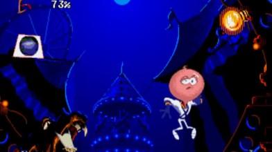 Скоростное прохождение игры Earthworm Jim 2 (21:15.058)