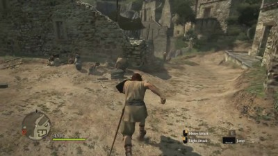 "Dragon's dogma ""Dark arisen PC Первый взгляд"""