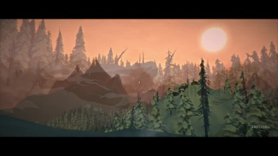 "The Long Dark ""Sandbox Launch Trailer"""