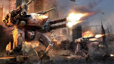Walking War Robots преодолел отметку в 15 млн загрузок