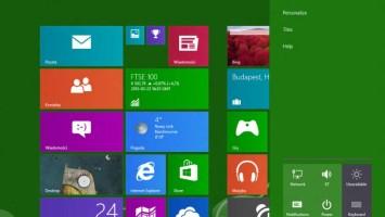 Windows Blue: первые скриншоты