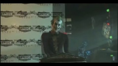 "Batman Arkham World ""VGA 2011 Joker - Best Character"""
