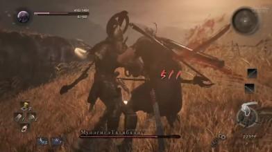 Как убить Татибану в Nioh