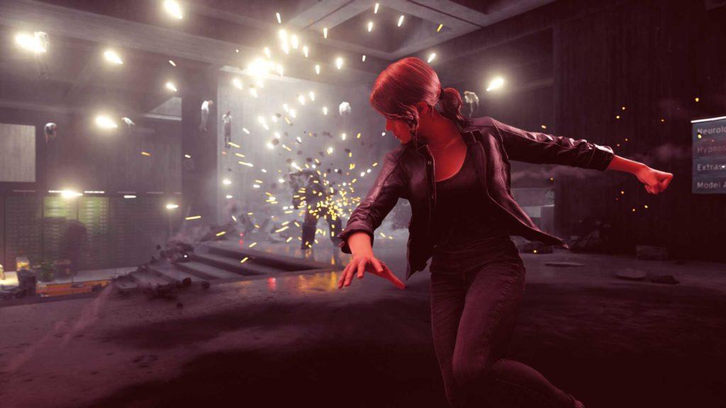 Control и Shadow of the Tomb Raider присоединяются к PlayStation Now