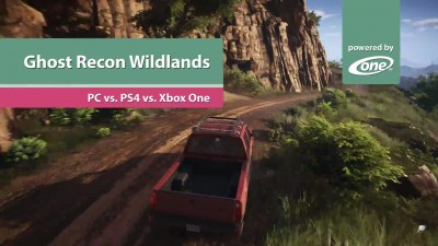 "Ghost Recon: Wildlands ""Сравнение графики на PC Ultra vs. PS4 vs. Xbox One"""