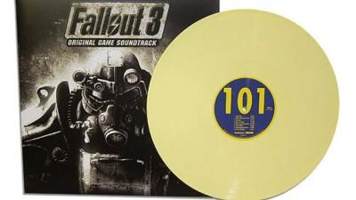 Саундтрек Fallout 3 выйдет на желтом виниле