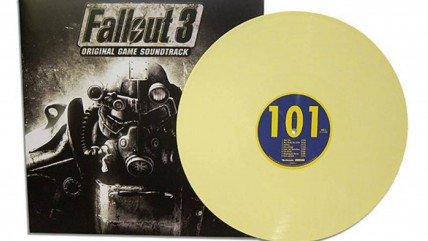 Саундтрек Fallout 0 выйдет на желтом виниле