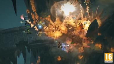 "Magicka 2 ""The Explosive Бесплатное обновление"""