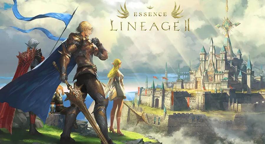 Lineage 2 Essence- бесплатное легендарное MMORPG!