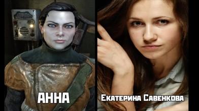 Metro: Last Light - Персонажи и актеры озвучивания (Russian VO)