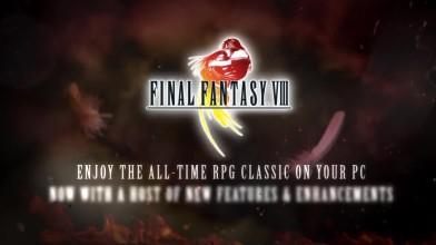 """Final Fantasy 8 """"Релизный трейлер игры в Steam"""""""