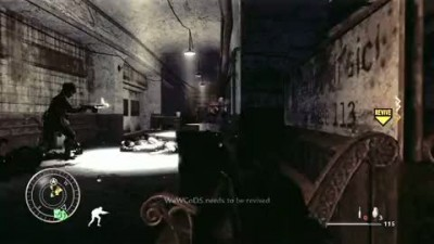 "Call of Duty: World At War  ""Subway Co-Op Gameplay"""