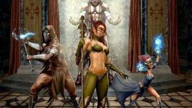 Новый трейлер EverQuest Next Landmark – пустыня