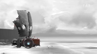 FAR: Lone Sails - геймплейный трейлер