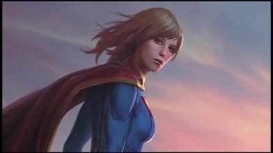 """Infinite Crisis """"Supergirl"""""""
