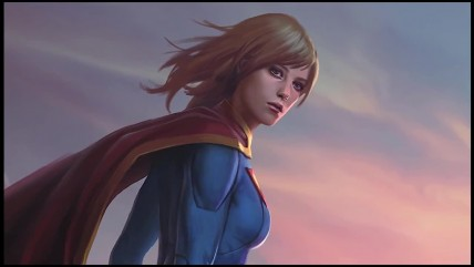 "Infinite Crisis ""Supergirl"""
