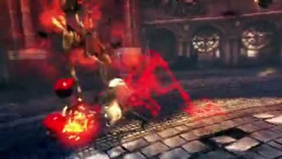 DmC Devil May Cry Trailer