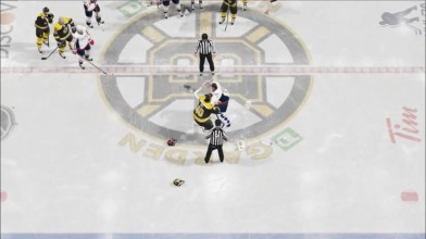"NHL 15 ""Драка вратарей"""