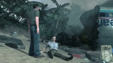 """Lost: Via Domus """"Crash Rescue Gameplay"""""""