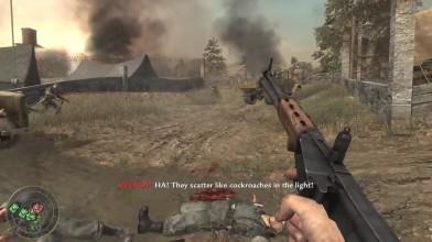 [Call of Duty World at War] Смерть Резнова и другие баги игры [VANDELEY]