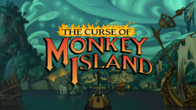 The Curse of Monkey Island на GOG