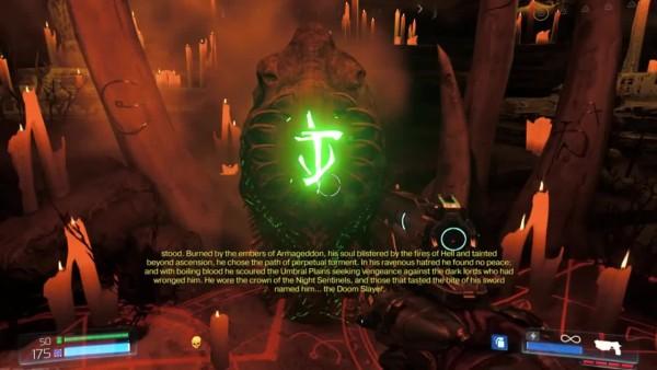 Doom 4 геймплей видео