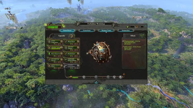 Икит Коготь - Геймплей The Prophet and the Warlock (перевод)   Total War: Warhammer 2