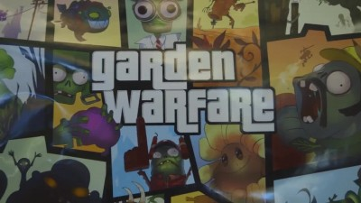 "Plants VS Zombies Garden Warfare ""Трейлер PS4-версии"""