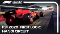 Новый официальный трейлер F1 2020 демонстрирует трассу Ханоя
