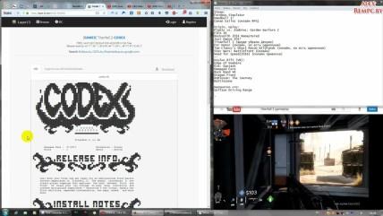 Взлом/обход Denuvo #61 (14.07.17). Codex взломали Titanfall 0!