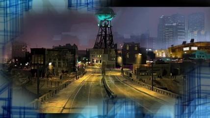 Мир игры NFS:Carbon - район Kempton