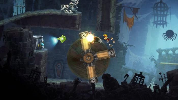 Rayman Adventures выйдет на мобильных устройствах в декабре