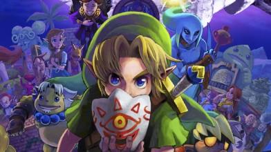 Великие игры: The Legend of Zelda: Majora's Mask, или феномен трёх граней будущего
