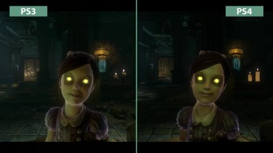 BioShock 2 - Сравнение графики PS3 Original vs PS4 Remaster (Candyland)