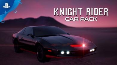 В Rocket League появился K.I.T.T. из Рыцаря дорог