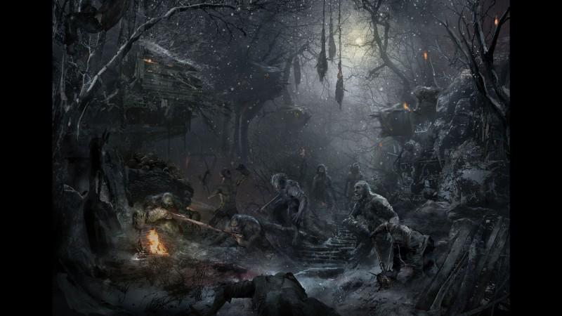 Детали о Resident Evil Village: RE4 и RE2 как источники вдохновения, жуткая красота и свободное исследование