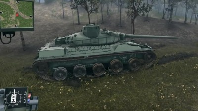 "Spintires ""TEST TANK"""