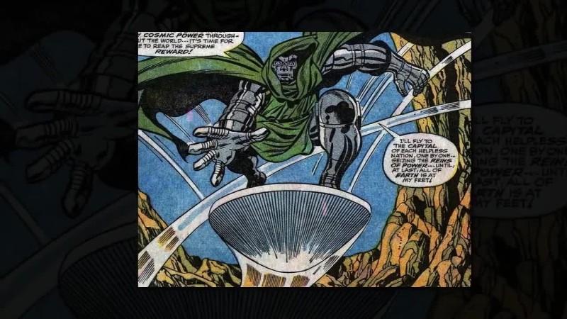 Самый сильный супергерой MARVEL часть 1