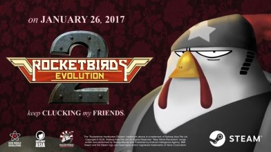Названа дата релиза Rocketbirds 2: Evolution в Steam