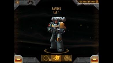 """Warhammer 40.000: Space Wolf """"24 минут гемплея"""""""
