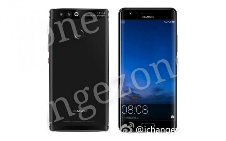 Huawei P10 получит интегрированный в экран сканер отпечатков пальцев